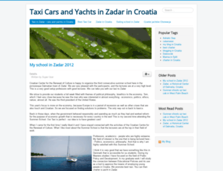 ideacarstaxi.pl screenshot