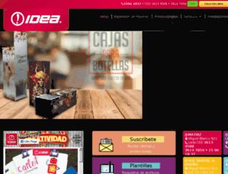 ideadp.com screenshot