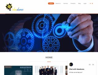 ideadunes.com screenshot