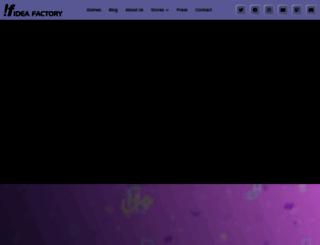 ideafintl.com screenshot