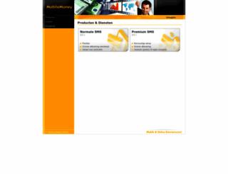 ideal.mobilemoney.com screenshot
