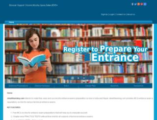 ideal4learning.com screenshot