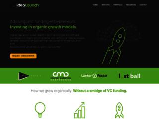idealaunch.com screenshot