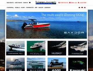 idealboat.com screenshot