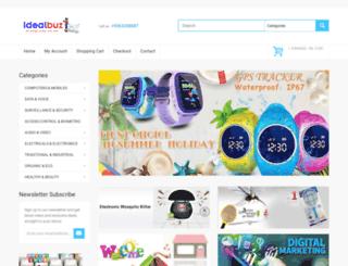 idealbuz.com screenshot