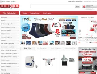 idealnokta.com.tr screenshot