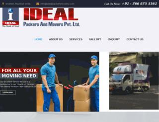 idealpackers.net screenshot