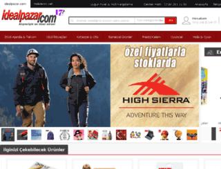 idealpazar.com screenshot