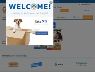 idealpetx.com screenshot