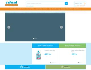 idealsanalmarket.com screenshot
