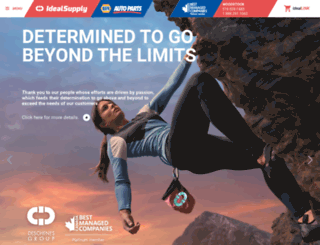 idealsupply.com screenshot