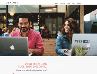 idealustlife.com screenshot