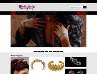 idealwayjewelry.com screenshot