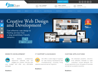 ideanshape.com screenshot