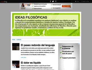 ideas-filosoficas.over-blog.es screenshot