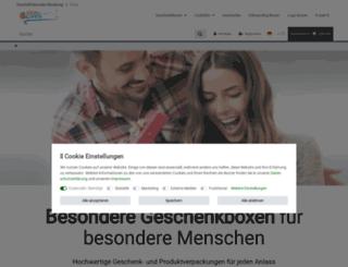ideas-in-boxes.com screenshot