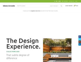 ideasarcade.com screenshot