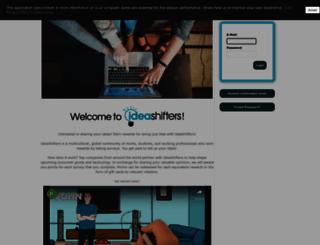 ideashifters.com screenshot