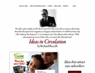 ideasincirculation.com screenshot