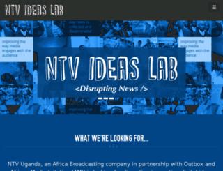 ideaslab.ntvuganda.co.ug screenshot