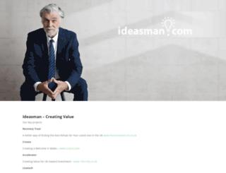 ideasman.com screenshot