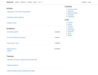 ideaverse.net screenshot