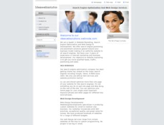 ideawebsolutions.webnode.com screenshot