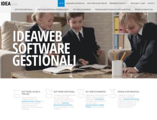 ideawebtreviso.it screenshot