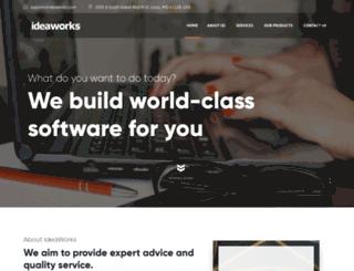 ideaworks.com screenshot