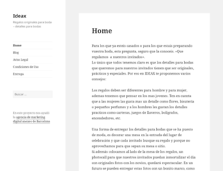 ideax.es screenshot