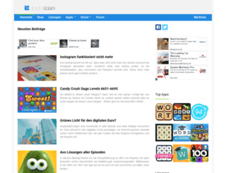 ideecon.com screenshot