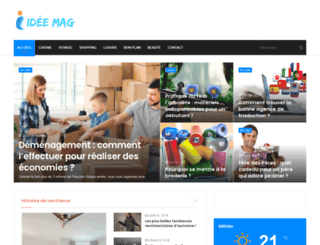 ideemag.com screenshot