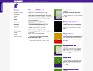 ideen.com screenshot