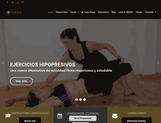 ideha.com.ar screenshot