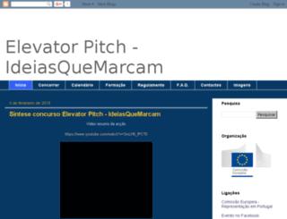 ideiasquemarcam.org screenshot