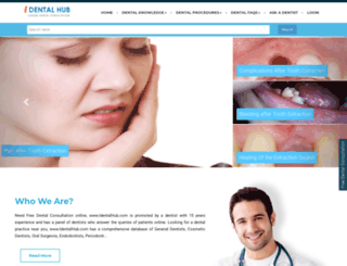 identalhub.com screenshot