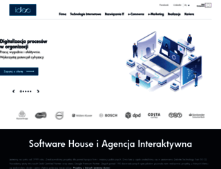 ideo.pl screenshot