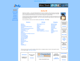 iderby.co.uk screenshot