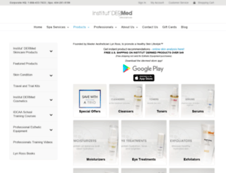 idermedstore.com screenshot