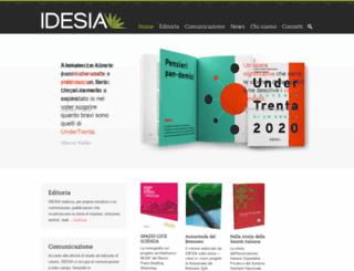 idesia.it screenshot