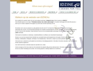 idesign4you.nl screenshot
