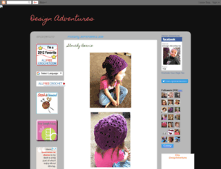 idesignadventures.blogspot.com screenshot