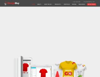 idesignibuy.com screenshot