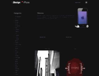idesigniphone.com screenshot