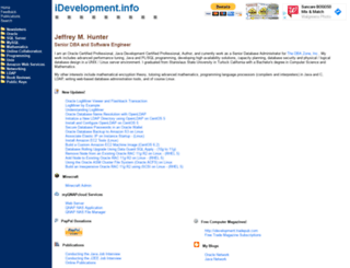 idevelopment.info screenshot