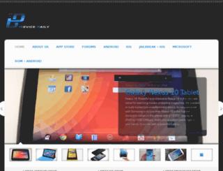 idevicedaily.com screenshot