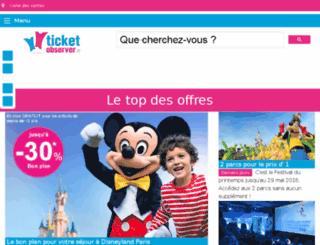 idf.ticketobserver.fr screenshot