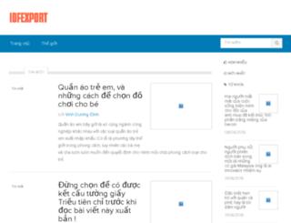 idfexport.net screenshot