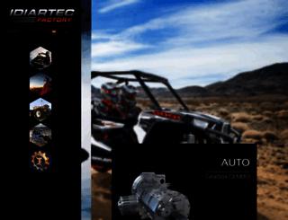 idiartec-factory.com screenshot