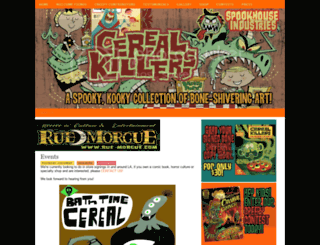 idigcerealkillers.blogspot.com screenshot